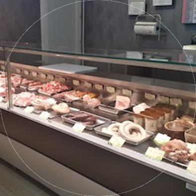 Viandes et charcuterie en vente directe au sein du magasin de Juigné-sur-Sarthe (72)